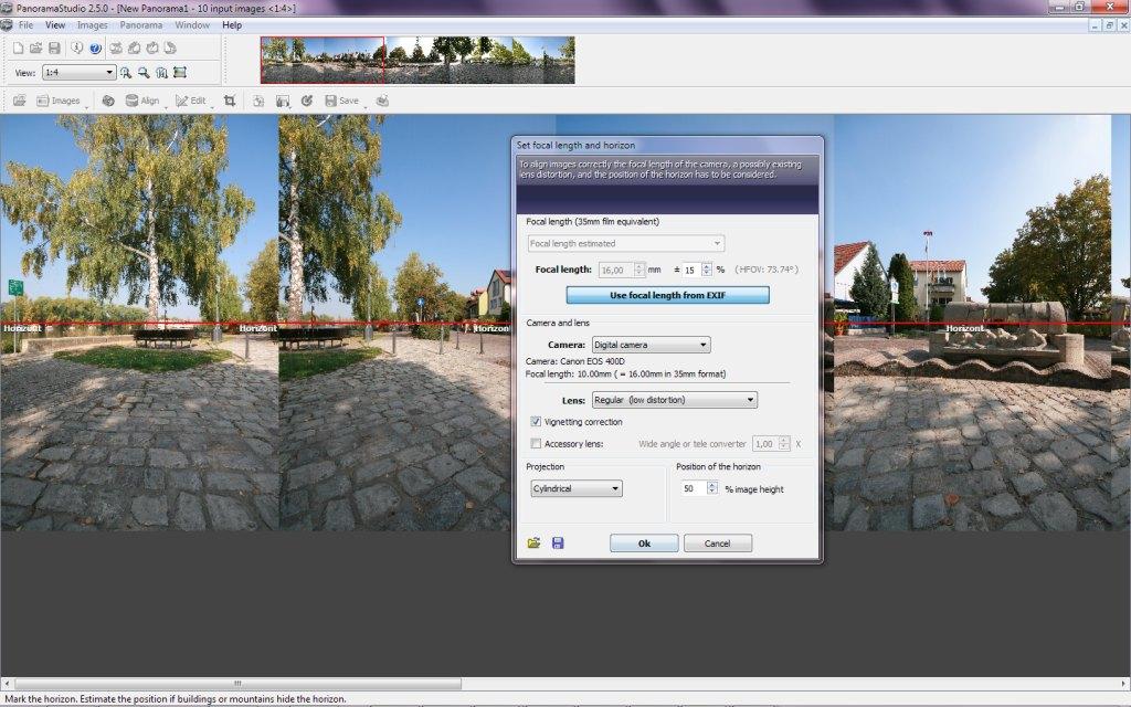 Интерактивные панорамы как сделать